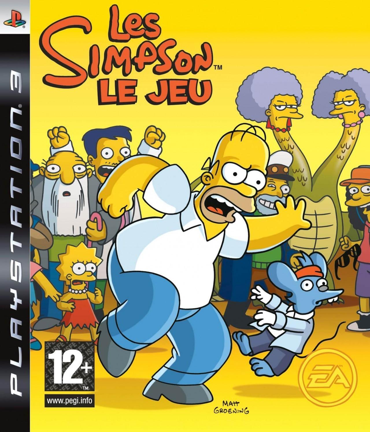 Les simpson le jeu - Jeux info simpson ...