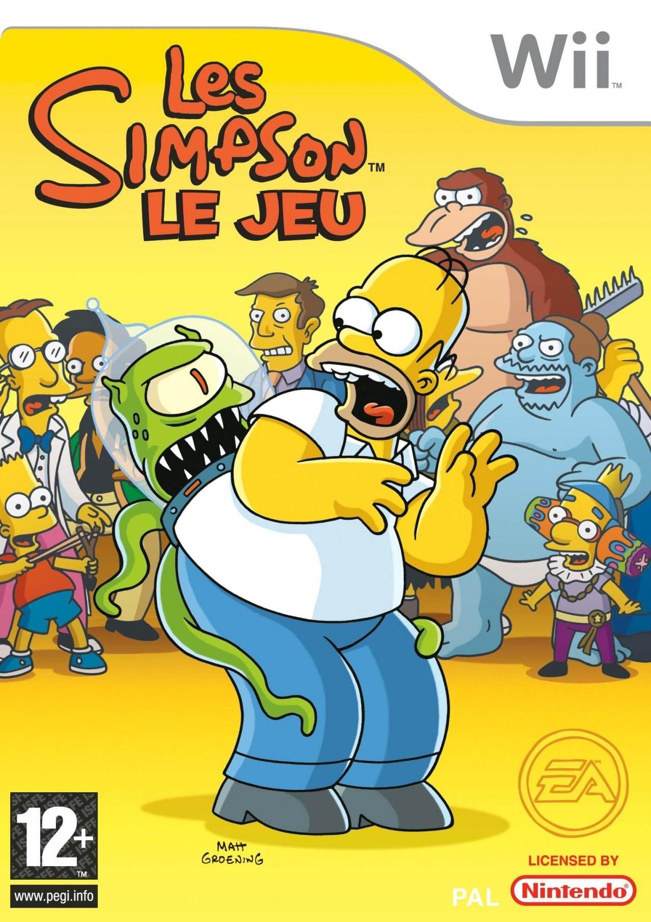 Les simpson le jeu - Les simpsontv ...