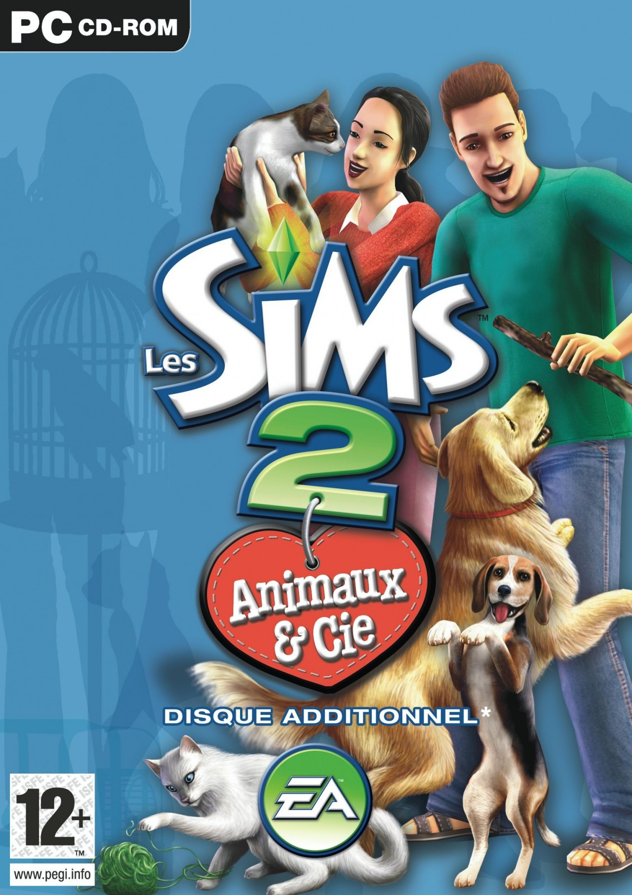 Les Sims 3 Showtime Edition Collector Katy Perry: Les Sims 2 : Animaux & Cie
