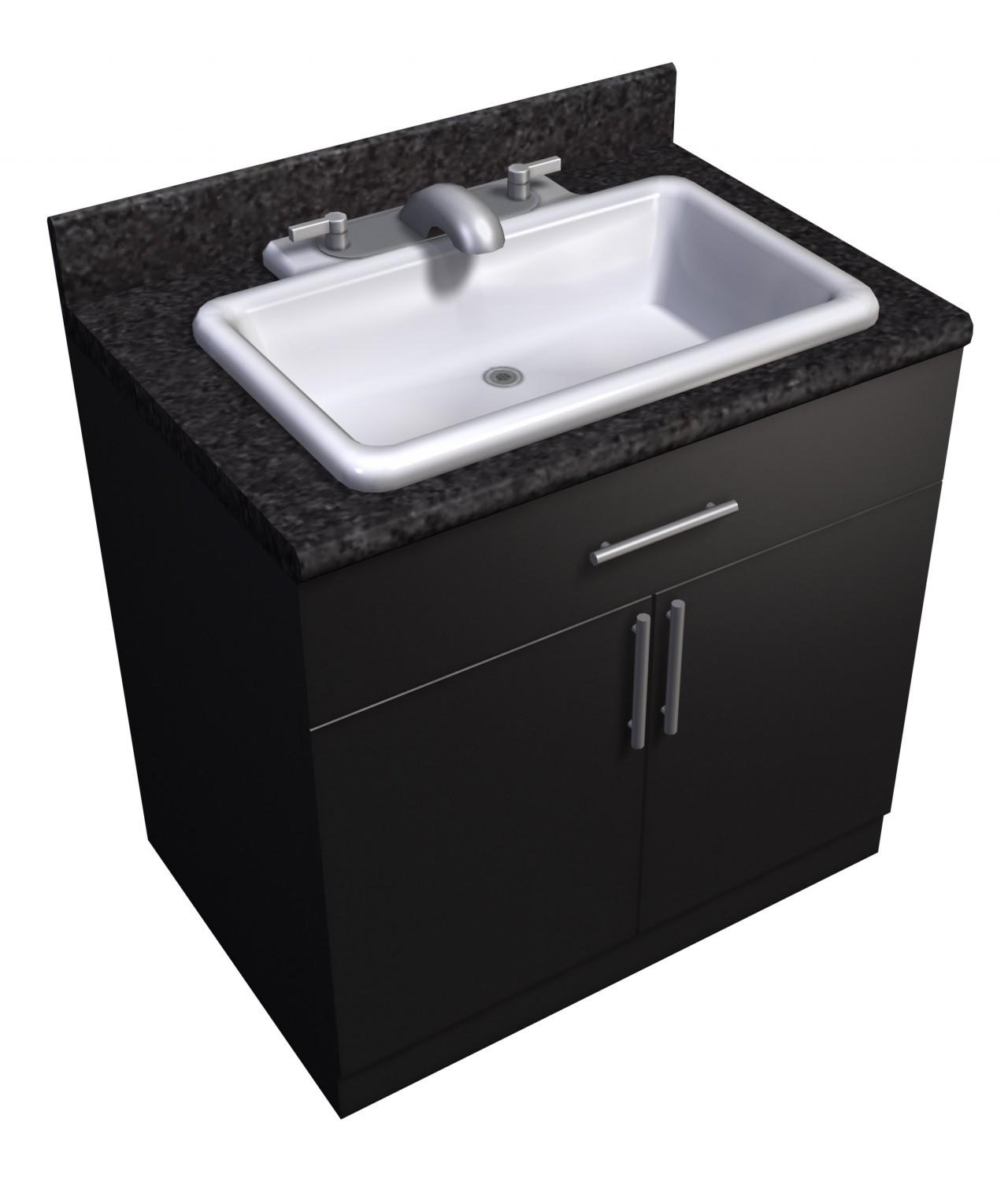 Meuble de salle de bain bricoman 8 les sims 2 kit cui for Kit meuble salle de bain