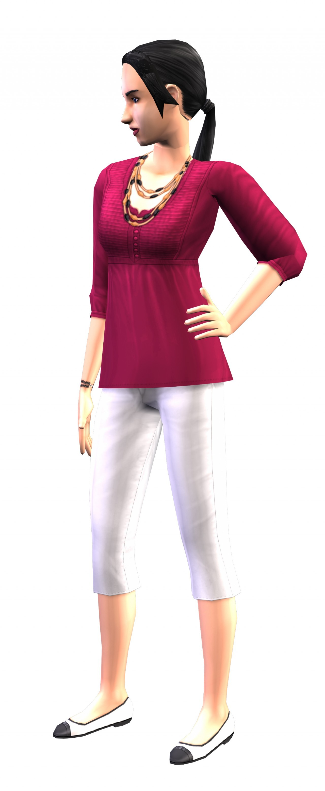 Downloads / Sims 2 / Sets / Fashion Mix - The Sims Resource 23