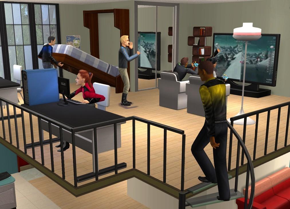 Test Les Sims 2 La Vie En Appartement