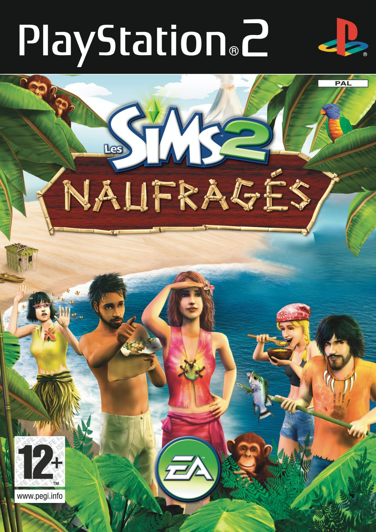 Les Sims 3 Showtime Edition Collector Katy Perry: Les Sims 2 : Naufragés