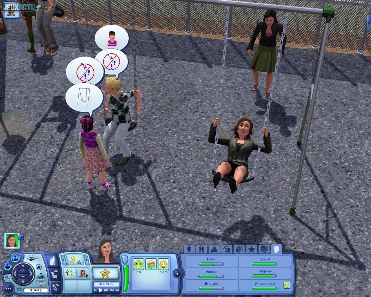essayez les sims 3 Les sims 3 est un jeu de gestion et de simulation de vie humaine sur pc   changer de vêtements (essayer et acheter) comme dans les sims 2 (super déçue.