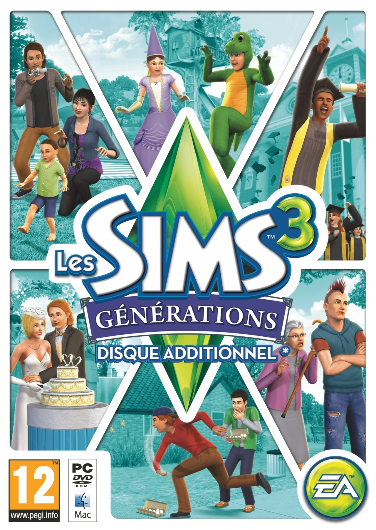 Les Sims 3 Showtime Edition Collector Katy Perry: Test Sims 3 Generations