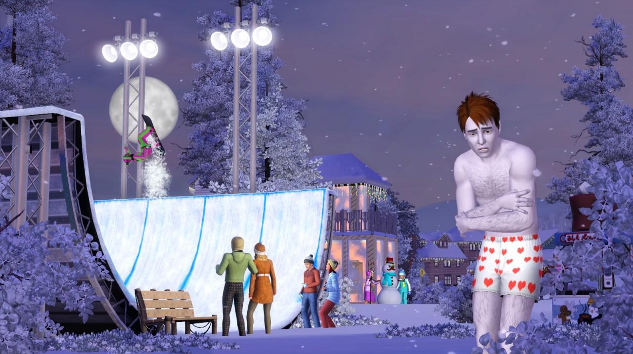 Sims 3 saison rencontre en ligne