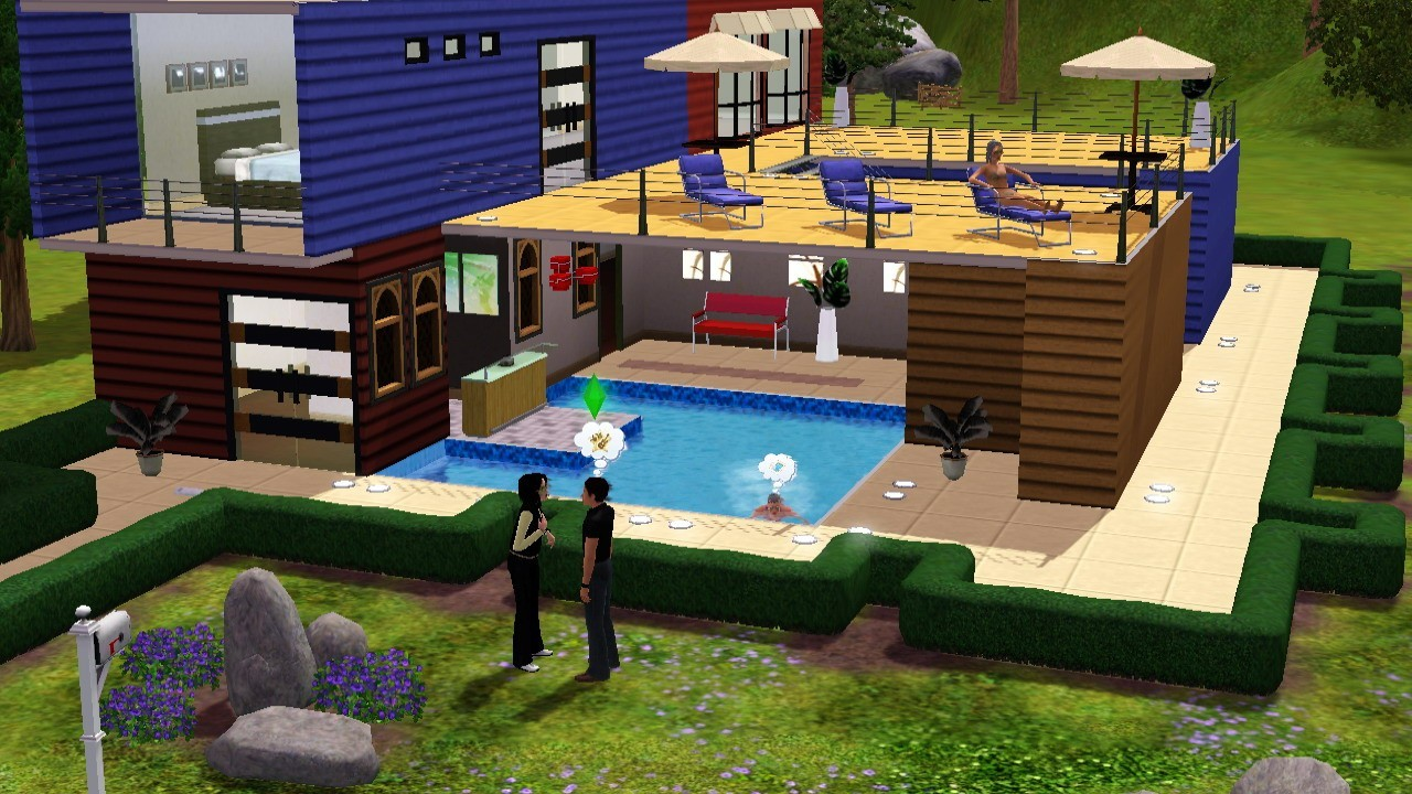 Sims 3 comment arreter les bug for Best house designs for the sims 3