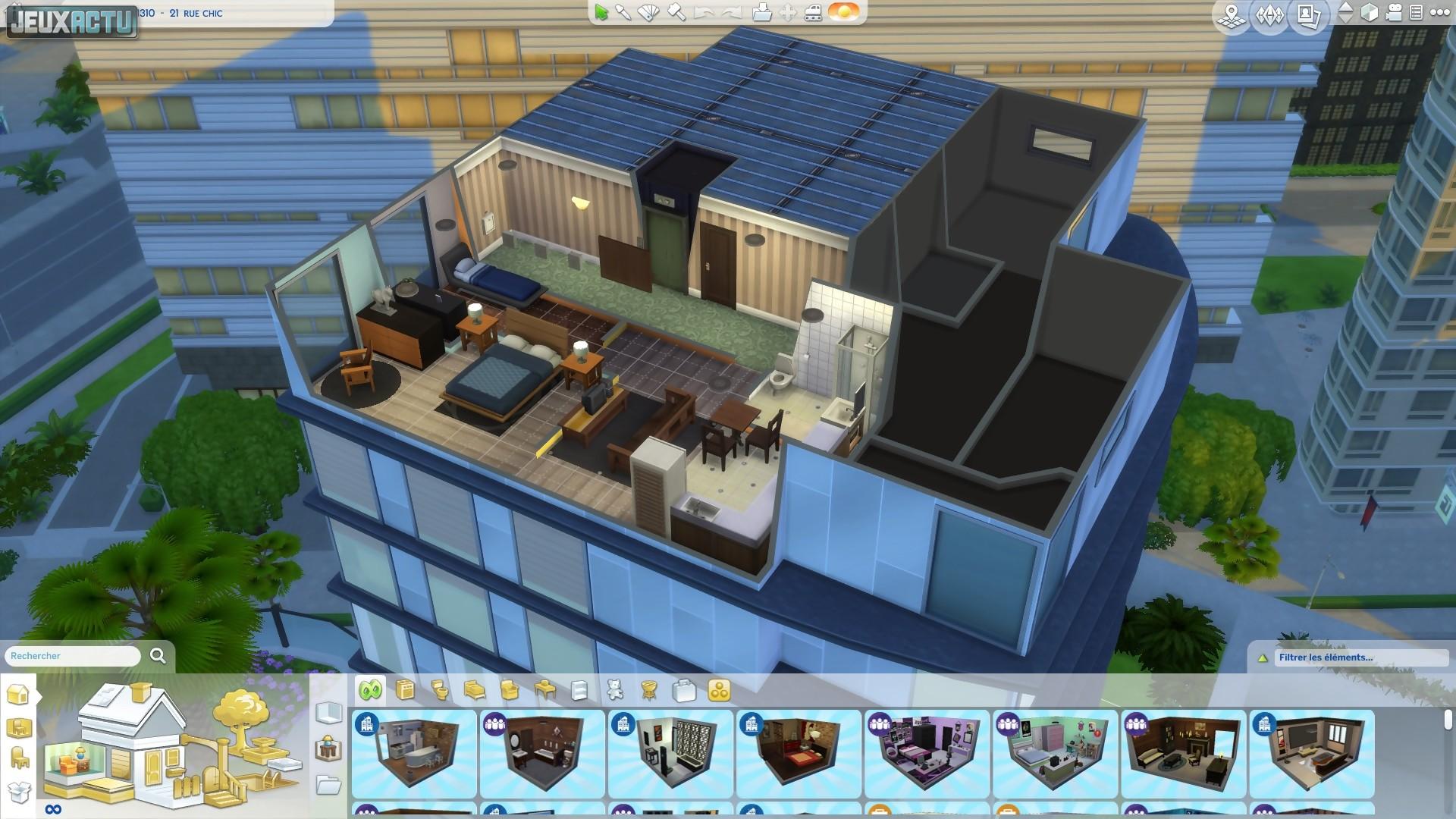 Images Les Sims 4 : Vie Citadine