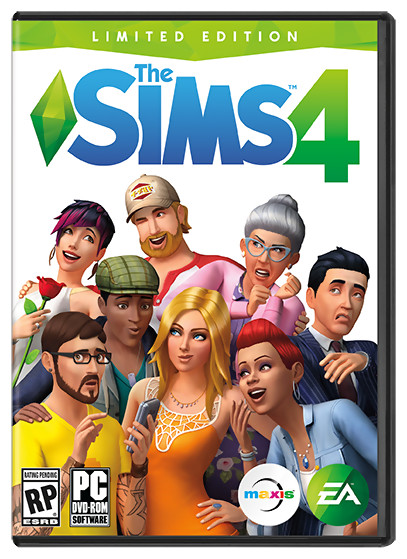 Les Sims 3 Showtime Edition Collector Katy Perry: Jaquettes Les Sims 4