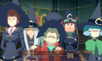 Little Witch Academia : Chamber of Time