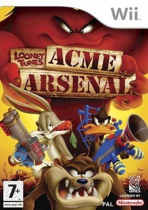 Toutes les images du jeu Looney Tunes : Acme Arsenal
