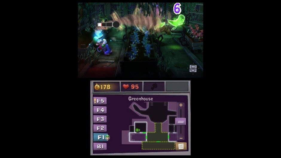 Luigi's Mansion 3DS : toutes les images du jeu