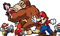 Test Mario and Donkey Kong sur 3DS