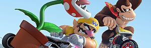 Mario Kart 8 : les circuits vus du ciel à la Yann Arthus-Bertrand