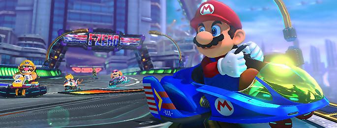 Mario Kart 8 : que vaut vraiment le mode 200cc ?