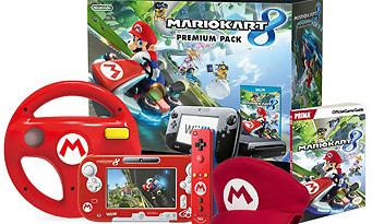 mario kart 8 photos du bundle wii u. Black Bedroom Furniture Sets. Home Design Ideas