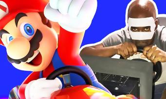 Mario Kart VR : le jeu se lance à Londres sur HTC Vive, ça a l'air fou !