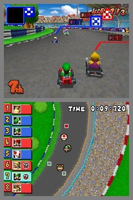 images mario kart ds. Black Bedroom Furniture Sets. Home Design Ideas