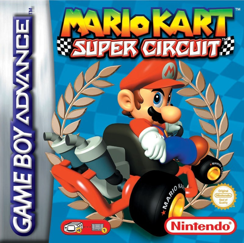 mario kart super circuit. Black Bedroom Furniture Sets. Home Design Ideas