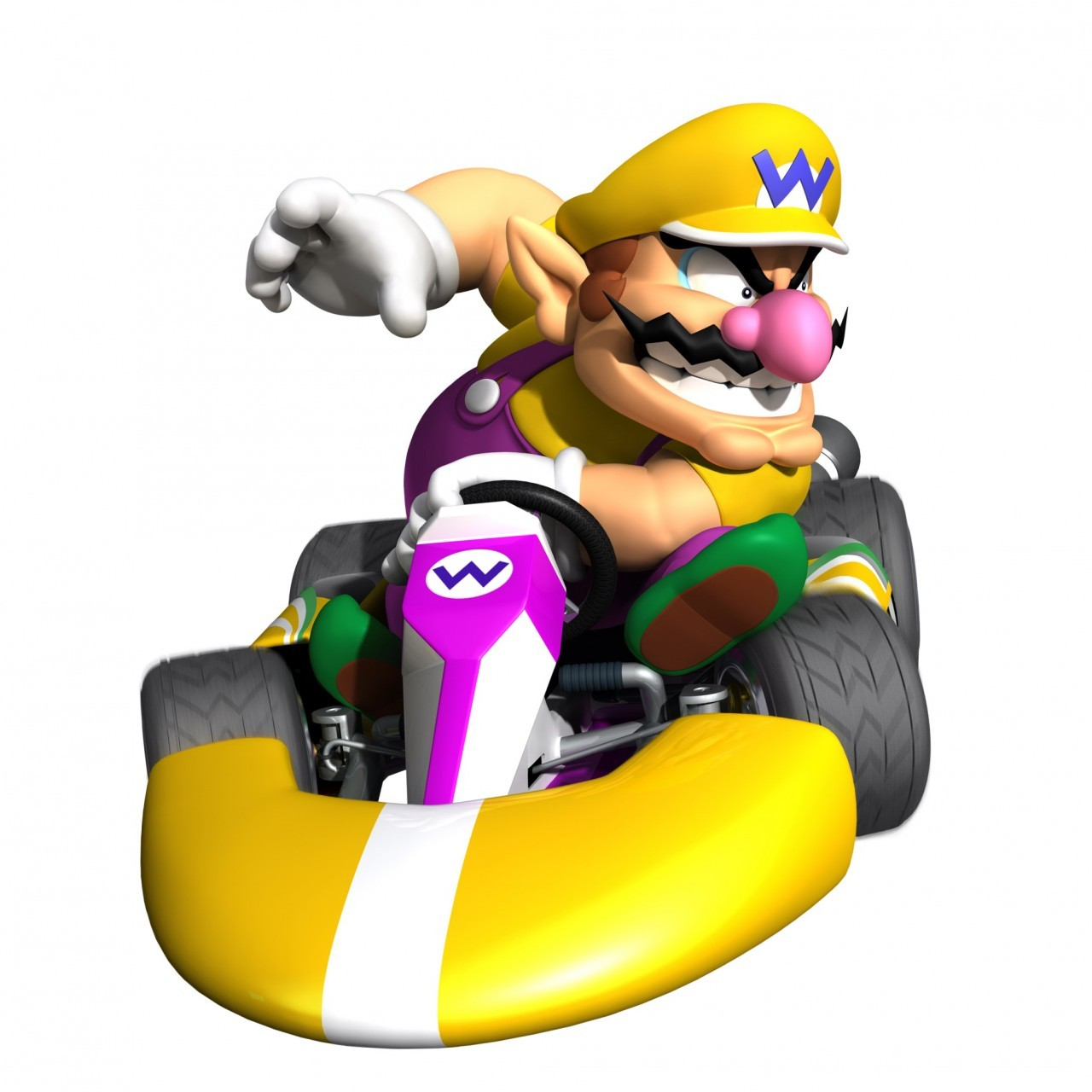 artworks mario kart wii. Black Bedroom Furniture Sets. Home Design Ideas
