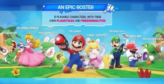 Mario + Lapins Crétins : tout le Power Point a fuité sur internet !