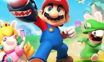 Mario + Lapins Crétins : tout le Power Point du jeu a fuité sur Internet