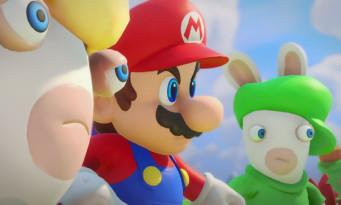 E3 2017 : gameplay trailer de Mario + Lapins Crétins Kingdom Battle