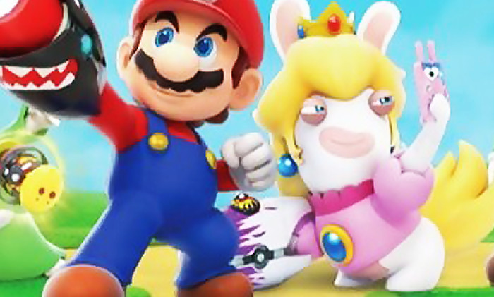 Mario lapins cr tins kingdom battle toutes les infos sur le jeu - Lapin cretin image ...