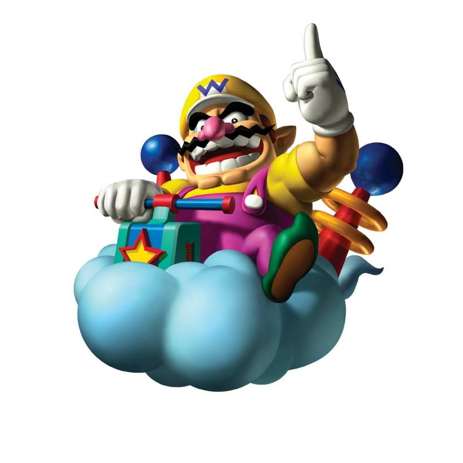 Artworks Mario Party 6
