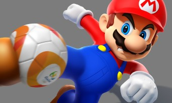 Insolite  Mario apparaît aux Jeux olympiques de Rio