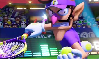 Mario Tennis Aces : toutes les nouveautés du jeu en vidéo
