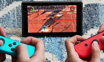 """Mario Tennis Aces : une vidéo qui présente le mode """"Histoire"""""""