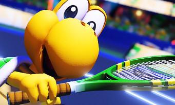 Mario Tennis Aces : une vidéo avec des citations de la presse