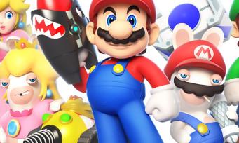 Mario + The Lapins Crétins : Ubisoft revient sur l'exigence de Nintendo