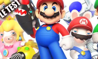 Test Mario + The Lapins Crétins (Switch) : un mariage totalement réussi !