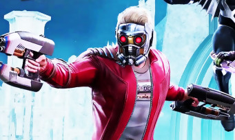 Marvel Powers United VR : du gameplay fracassant pour Starlord et Gamorra !