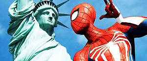 Spider-Man : un glitch permet d'aller voir la Statue de la Liberté !
