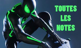 Test Spider-Man : toutes les notes attribuées par la presse