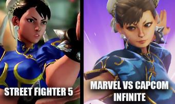 Marvel vs Capcom Infinite : Chun-Li n'aura pas une sale gueule