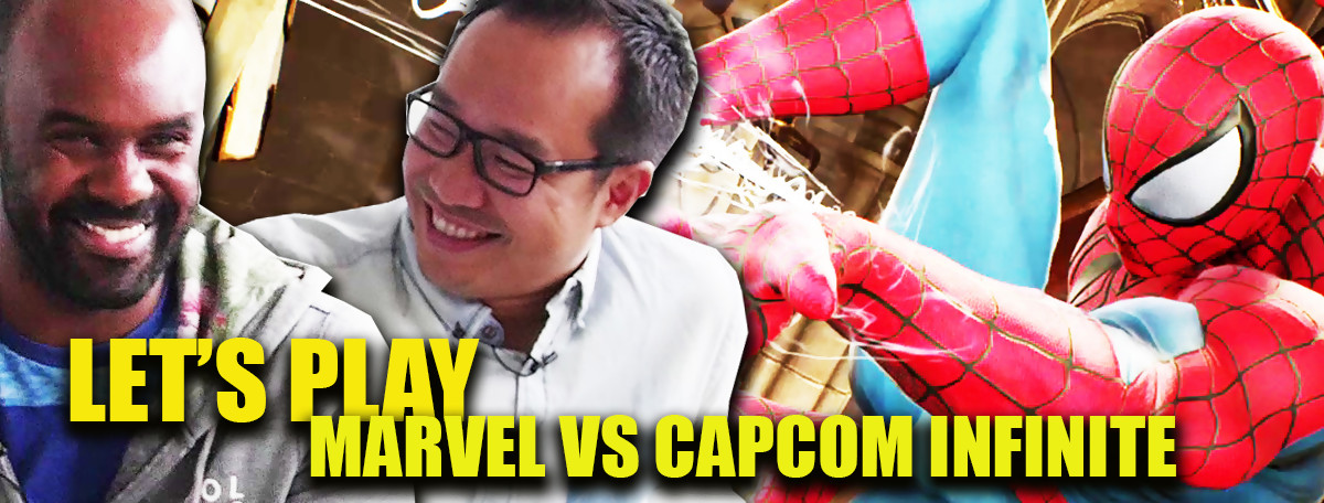 Marvel vs Capcom Infinite : Let's Play avec Spiderman, Haggar et Nemesis