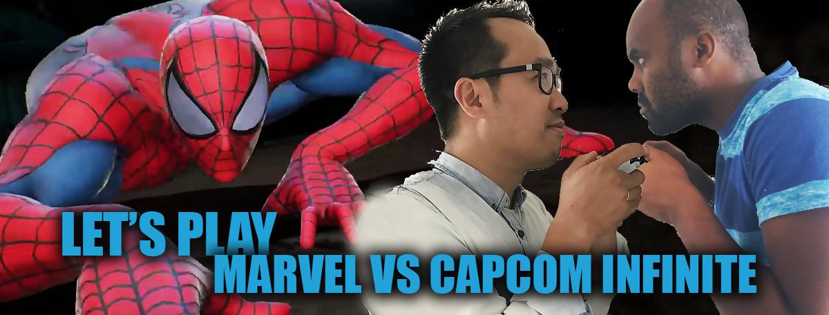 Marvel vs Capcom Infinite : Let's Play avec Spiderman, Haggar et Nemesis