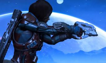 Mass Effect Andromeda : trailer de gameplay sur les armes