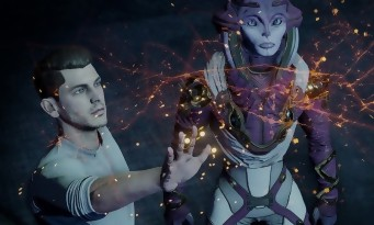 Mass Effect Andromeda : trailer de l'exploration et de l'open-world