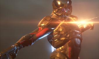 Mass Effect Andromeda : trailer de l'E3 2016