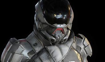Mass Effect Andromeda : une première vidéo de gameplay sur PS4 Pro