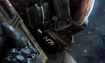 Mass Effect Andromeda : un trailer en 4K HDR qui en met plein la vue