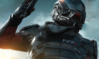Mass Effect Andromeda : une nouvelle vidéo avec du gameplay dedans