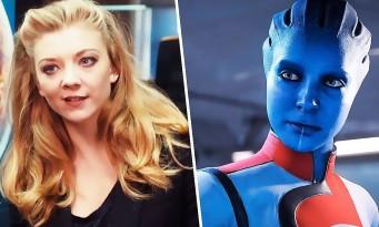 Mass Effect Andromeda : Natalie Dormer Games of Thrones dans le jeu