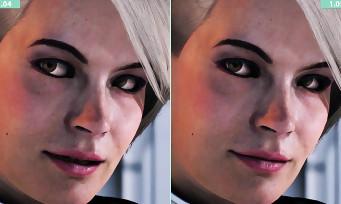 Mass Effect Andromeda : le patch améliore-t-il les animations faciales ?