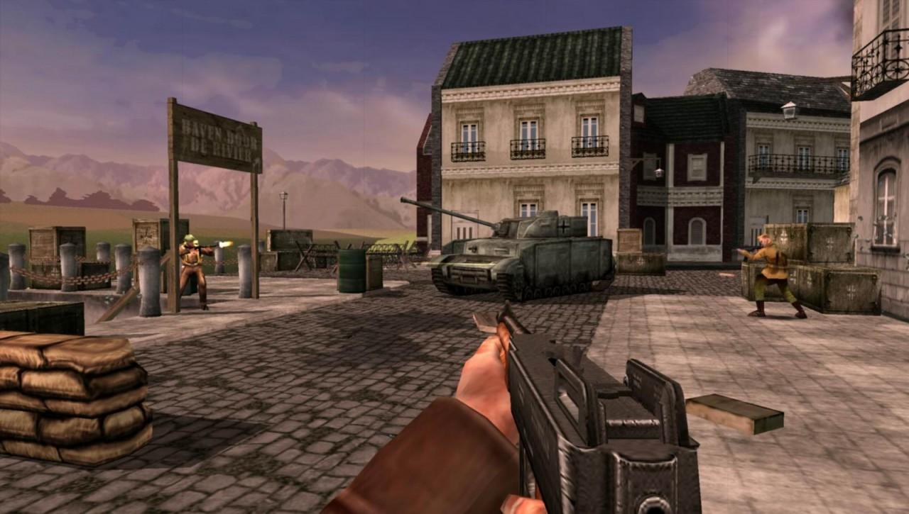 Jeux de guerre 3d en ligne